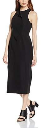 C/Meo COLLECTIVE Women's Break Away Pencil Sleeveless Dress,(Manufacturer Size:Medium)