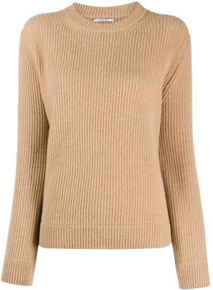 Woolrich Long Sleeve Chunky Knit Jumper