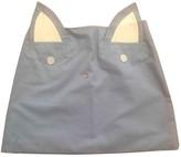 VIVETTA Blue Cotton Skirt for Women
