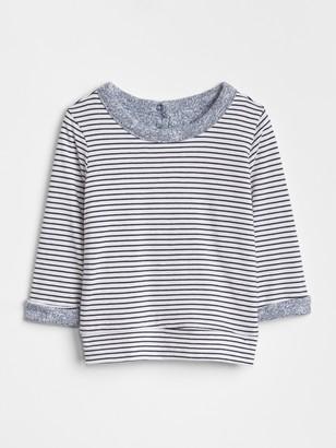 Gap Baby Favorite Reversible Pullover Sweater