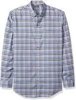 Van Heusen Men's Flex Long Sleeve Slim Fit Stretch Shirt