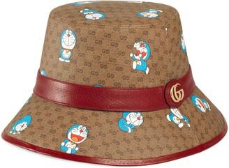Gucci Doraemon x bucket hat