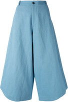 Societe Anonyme Summer cropped trousers