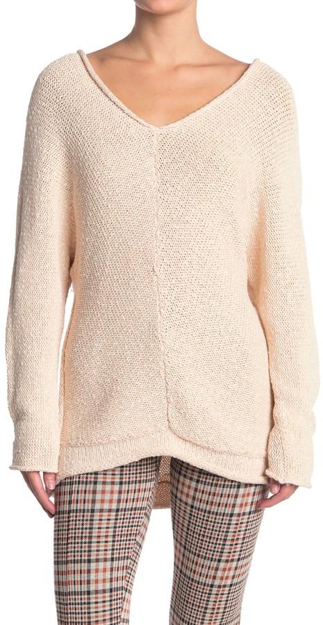 Bright Lights V Neck Sweater