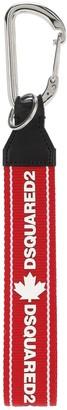 DSQUARED2 Logo Key Holder