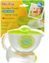 Nuby Garden Fresh Steam n' Mash