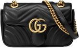 Gucci Mini Matelasse Leather Shoulder Bag