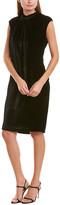 Escada Silk-Blend Sheath Dress