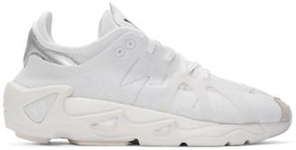 Y-3 White FYW S-97 Sneakers