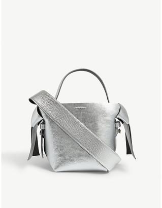 Acne Studios Musubi micro leather cross-body bag