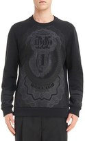 Givenchy Men's Tonal Currency Print Sweatshirt