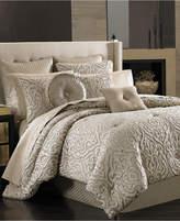 J Queen New York Astoria King 4-Pc. Comforter Set Bedding
