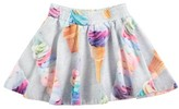 Molo Toddler Girl's Barbera Soft Serve Ice Cream Skirt