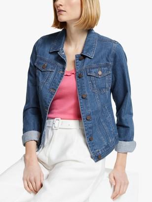 Boden Classic Denim Jacket, Mid Vintage