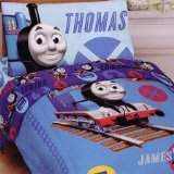 Thomas & Friends Thomas the Tank Engine & Friends 4 pc toddler bedding set