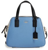 Kate Spade Cameron Street - Little Babe Leather Satchel - Blue