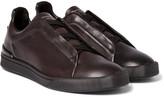 Ermenegildo Zegna - Couture Leather Sneakers
