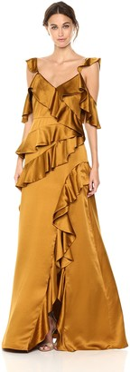 AMUR Women's Pearl Gown