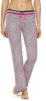 Kensie Abstract Jersey Sleep Pants