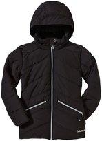 Marmot Val D'Sere Jacket (Kid) - Black-X-Small