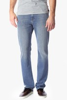 7 For All Mankind Standard Classic Straight In Blue Americana