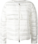 Moncler Stellaire padded jacket - women - Feather Down/Polyimide - 0
