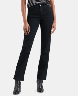Levi's Women's 724 Straight-Leg Jeans in Short Length