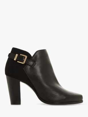 Dune Oleria Wide Fit Ankle Boots
