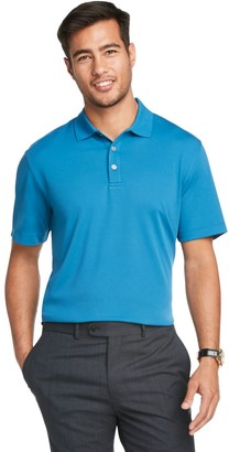 Van Heusen Men's Air Solid Polo