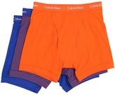Calvin Klein Underwear Cotton Stretch Boxer Brief 3-Pack NU2666