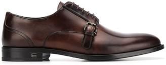 Etro Buckle-Embellished Derby Shoes