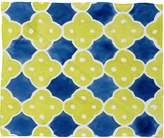 Deny Designs Social Proper Spanish Tiles Fleece Throw Blanket, 60 x 80