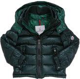 Moncler Zin Nylon Windbreaker Down Jacket