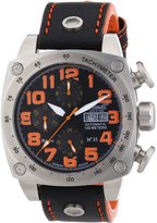 Ingersoll Men's Automatic Watch IN2808BKOR with Leather Strap