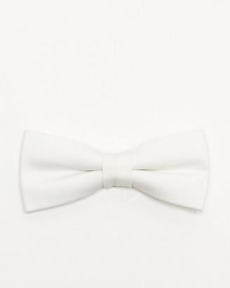 Le Château Cotton Sateen Bow Tie