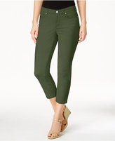 Charter Club Petite Bristol Capri Jeans, Only at Macy's