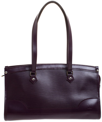 Louis Vuitton Cassis Epi Leather Madeleine PM Bag