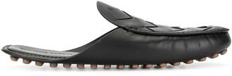 Bottega Veneta Intrecciato slippers