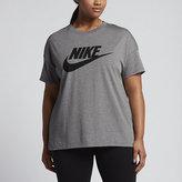 Nike Sportswear Women's T-Shirt (Plus Size 1X-3X)