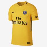 Nike 2017/18 Paris Saint-Germain Vapor Match Away Men's Soccer Jersey
