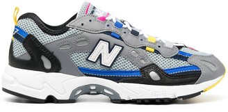 New Balance Layered Cut-Out Trainers