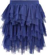 Derhy Kids Skirt with tulle flounces