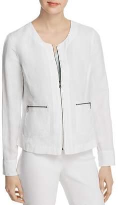 Nic+Zoe Front Runner Zip Jacket