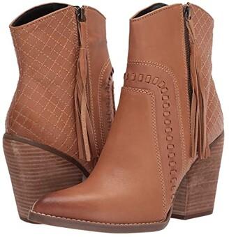 Dingo Dream Big (Tan) Women's Zip Boots