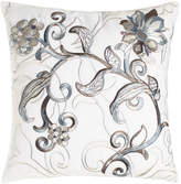 "Sferra Myles Pillow, 18""Sq."