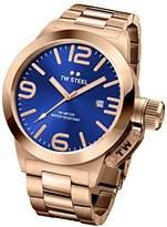 TW Steel Men's CB181 Analog Display Quartz Rose Gold Watch by