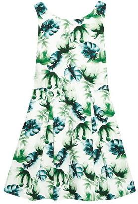 Jack Wills Fernhill Fit & Flare Dress