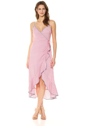 The Fifth Label Women's Juliette Maxi High-Low Wrap Dress