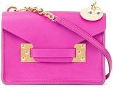 Sophie Hulme mini 'Milner' crossbody bag - women - Leather - One Size