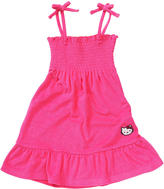 Hello Kitty AGE Group Terry Pink Sundress - Size 2T